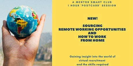 Sourcing Remote Working Opportunities and How to Work from Home tickets