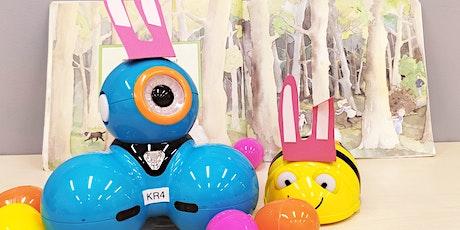 Bunny Bots (3 - 5 yrs) with Kingborough Robotics tickets