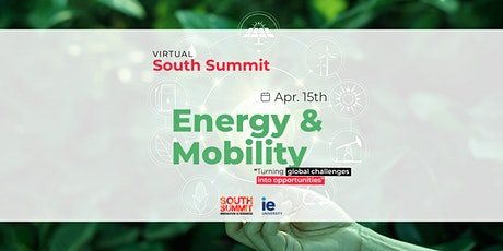 Virtual South Summit - Energy & Mobility tickets