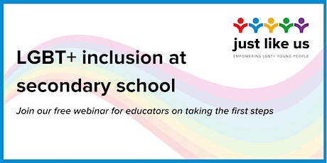 Easy LGBT+ inclusion in secondary education tickets