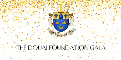 Douai Foundation Charity Gala - early bird tickets tickets