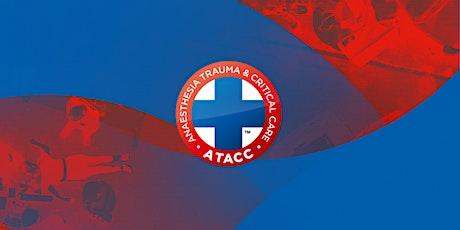 Anaesthesia Trauma & Critical Care Course tickets