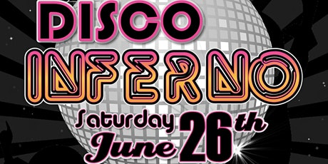 Silvers Disco Inferno tickets