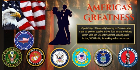 7th Annual Magical Event-America's Greatness tickets