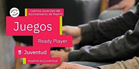 Ready Player entradas