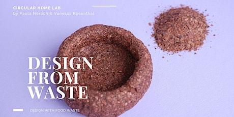 Design from Waste tickets