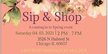 Sip and Shop with Local businesses tickets
