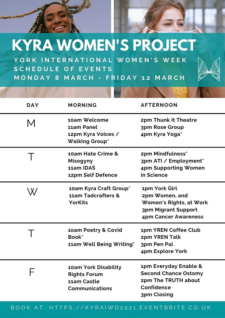 Kyra  International Women's Week 2021 image