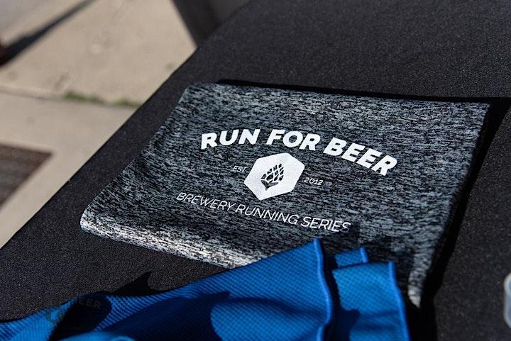 Beer Run - Broken Clock Brewing Coop | 2021 MN Brewery Running Series image