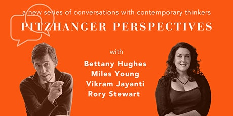Pitzhanger Perspectives... Rory Stewart OBE tickets