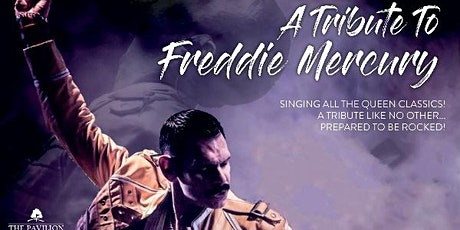 Gary Goodmaze - A tribute to Freddie Mercury  - Including 3 course dinner tickets