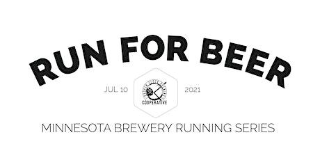 Beer Run - Broken Clock Brewing Coop | 2021 MN Brewery Running Series tickets