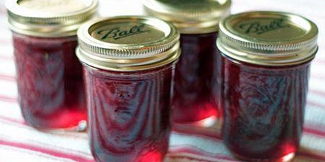 Spring Canning & Preserving tickets