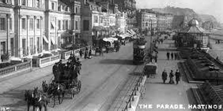 My Place Through Time - Researching Hastings & St Leonards history tickets