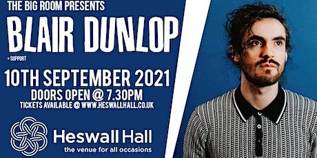 Blair Dunlop tickets