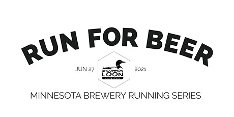 Beer Run - Uncommon Loon Brewing Co | 2021 MN Brewery Running Series tickets