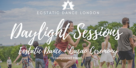 DAYLIGHT SESSIONS with Ecstatic Dance London - Outdoor Silent Disco & Cacao tickets