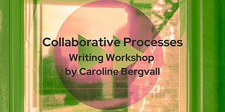 Collaborative Writing: Co-creation reframed by isolation tickets