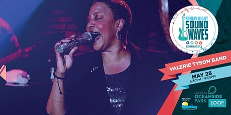 Friday Night Sound Waves presents Valerie Tyson Band tickets