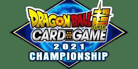 Dragon Ball Super Card Game | Championship 2021 Regionals [Oceania] tickets