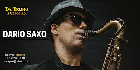 Darío Saxo   Restaurante Da Bruno Cabopino entradas