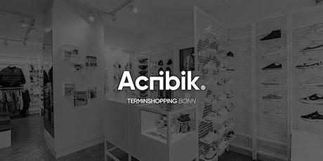 Acribik Termin-Shopping Bonn Tickets