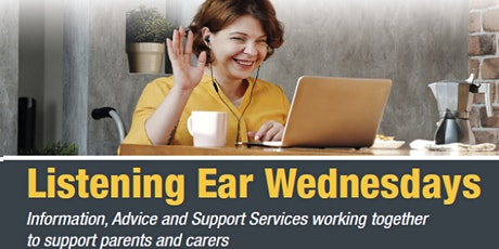 Listening Ear Wednesdays tickets