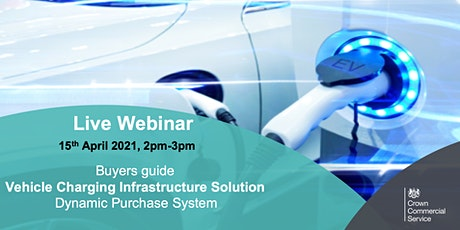 Buyers guide to Vehicle Charging Infrastructure Solution tickets