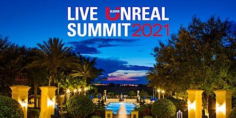 VIRTUAL -  Live Unreal Summit 2021 tickets