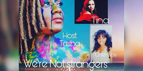 We're Not Strangers tickets