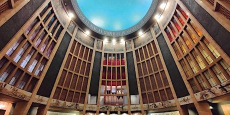 Concierto Daniel Oyarzabal en Santa Rita, Madrid. Mosaico Pictórico entradas
