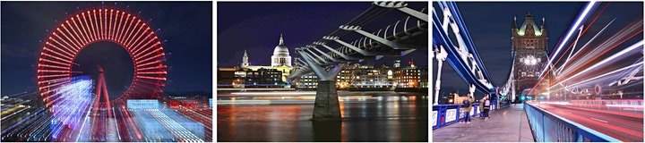 Night Photography Tour in London image