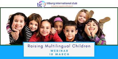 Raising Multilingual Children tickets