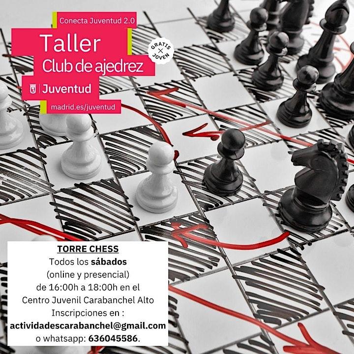 Imagen de Club de Ajedrez: Torre Chess