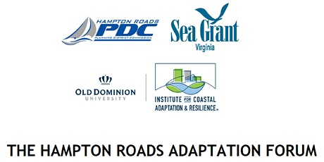 Hampton Roads Adaptation Forum - March 2021 tickets