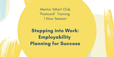 Stepping into Work: Employability Planning for Success tickets