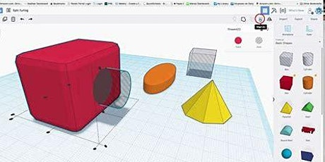 Basics of 3D Printing Summer Camp tickets