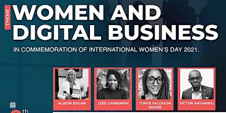 She-Digital International Women's Summit: Women and Digital Business tickets