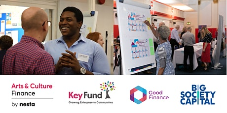 Let's Talk Good Finance: Arts, Culture and Heritage tickets