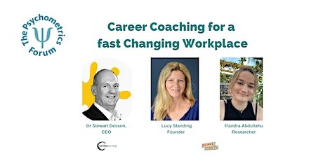 Career Coaching for the Fast Changing Workplace tickets