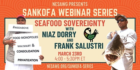 Seafood Sovereignty with Niaz Dorry and Frank Salustri tickets