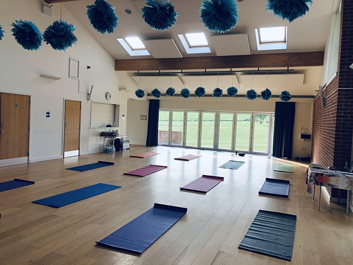 Poetic Yoga Retreat Day image