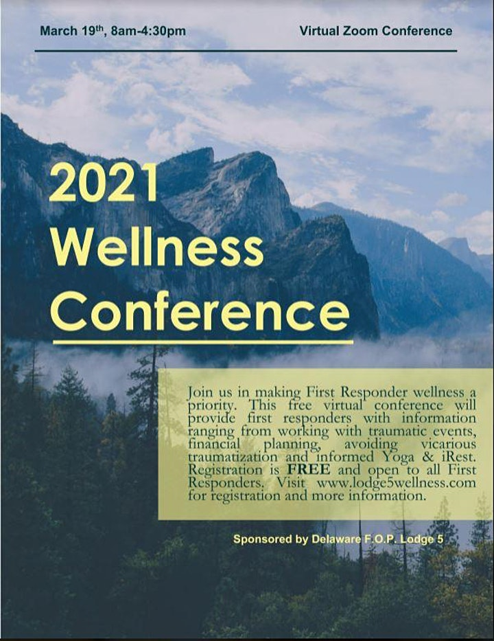 2021 Wellness Conference image