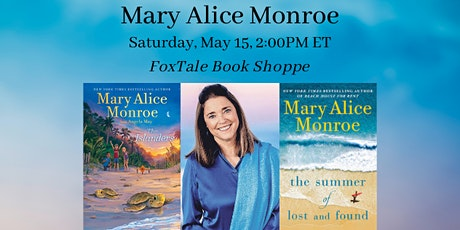 Mary Alice Monroe, The Summer of Lost & Found tickets