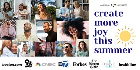 Create More Joy This Summer   An Interactive Workshop tickets