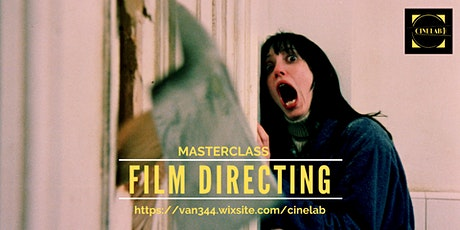 Masterclass: Film Directing tickets