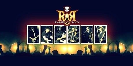 Raised on Rock - 80's ROCK Live tickets