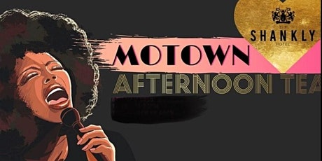 Motown Afternoon Tea tickets