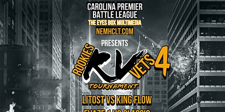 ROOKIES VS VETS 4 TOURNAMENT tickets
