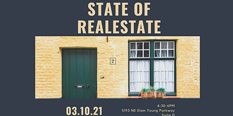 The State of Real Estate tickets
